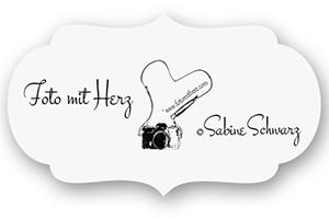 Foto mit Herz